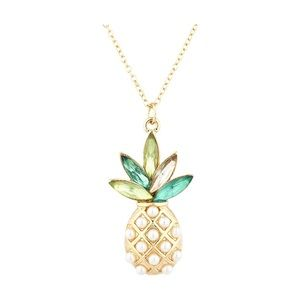Jewelry - ✨NEW✨ Pineapple Necklace🍍